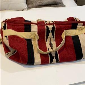 Forever 21 duffel bag